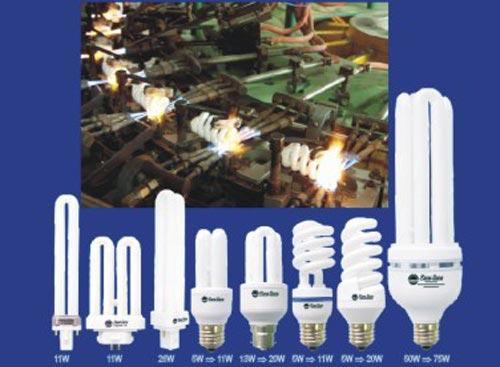 Bóng đèn Rạng Đông compact chất lượng