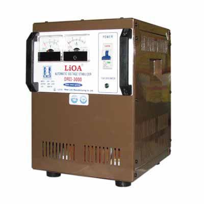 Lợi ích khi dùng ổn áp lioa DRI-3000 3kVA 150V-250V 1 pha